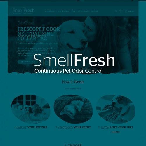 Smell Fresh