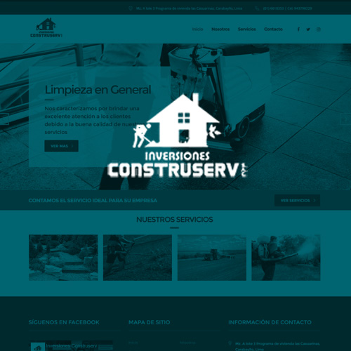 Inversiones Construserv