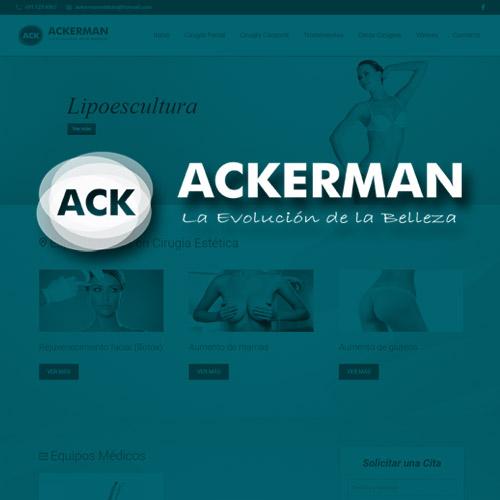 Ackerman Cirugía