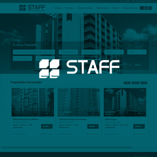 Staff Inmobiliaria