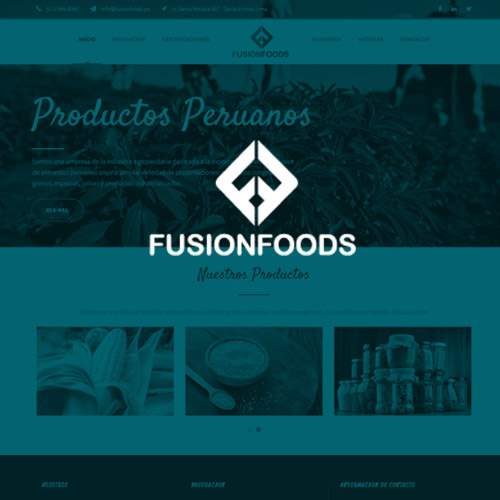 Fusion Foods