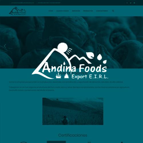 Andina Foods
