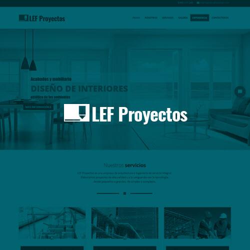 LEF proyectos