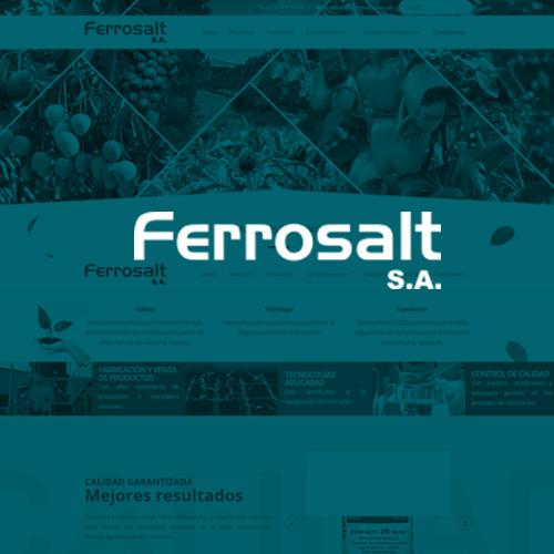 Ferrosalt
