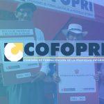Qué es COFOPRI en Perú