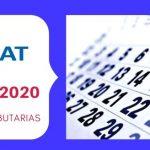 Cronograma SUNAT 2020 Banner