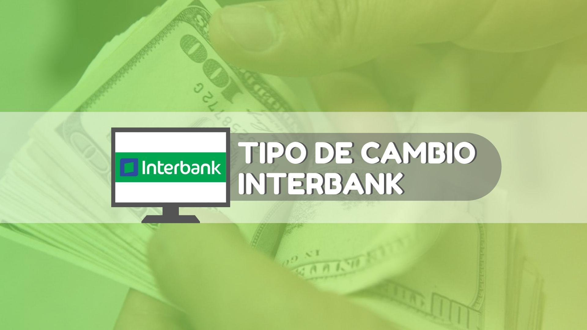 Consultar tipo de cambio de Interbank Perú