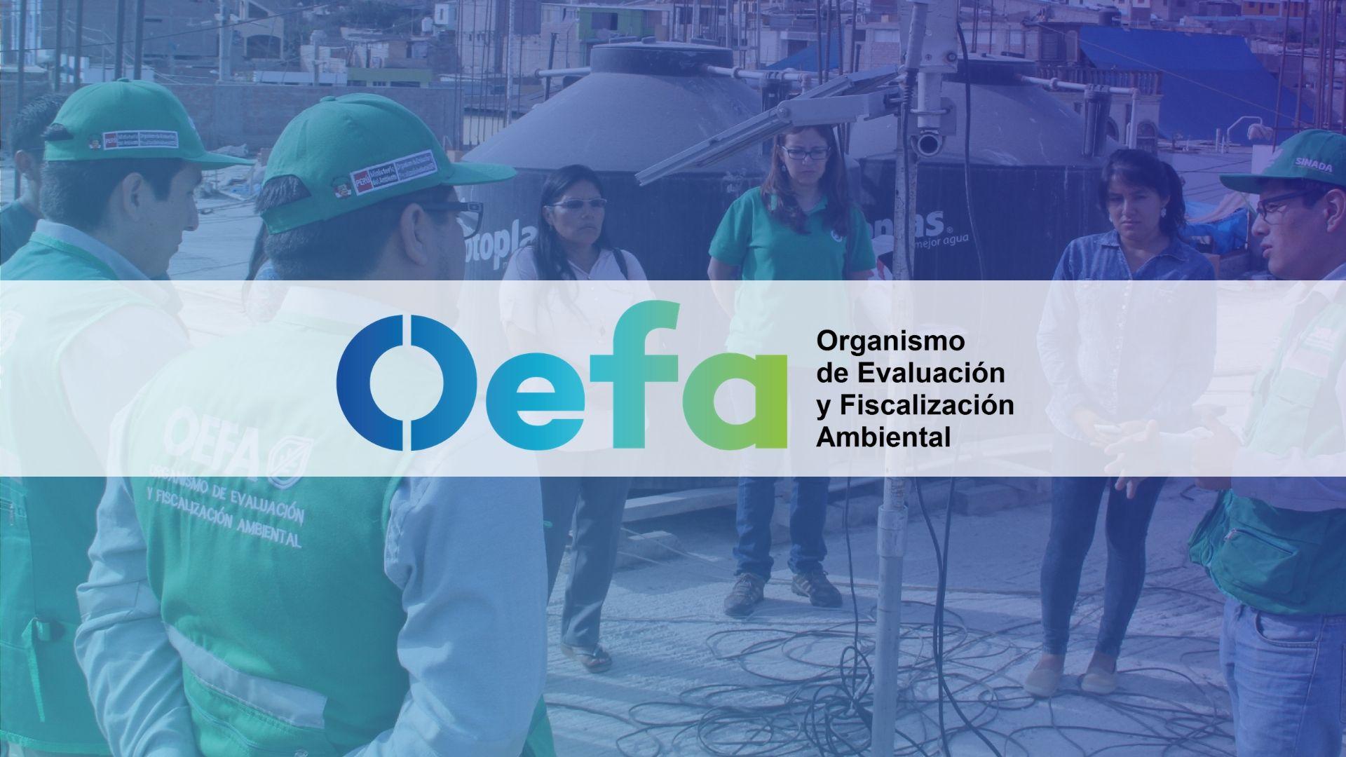 Qué es OEFA en Perú