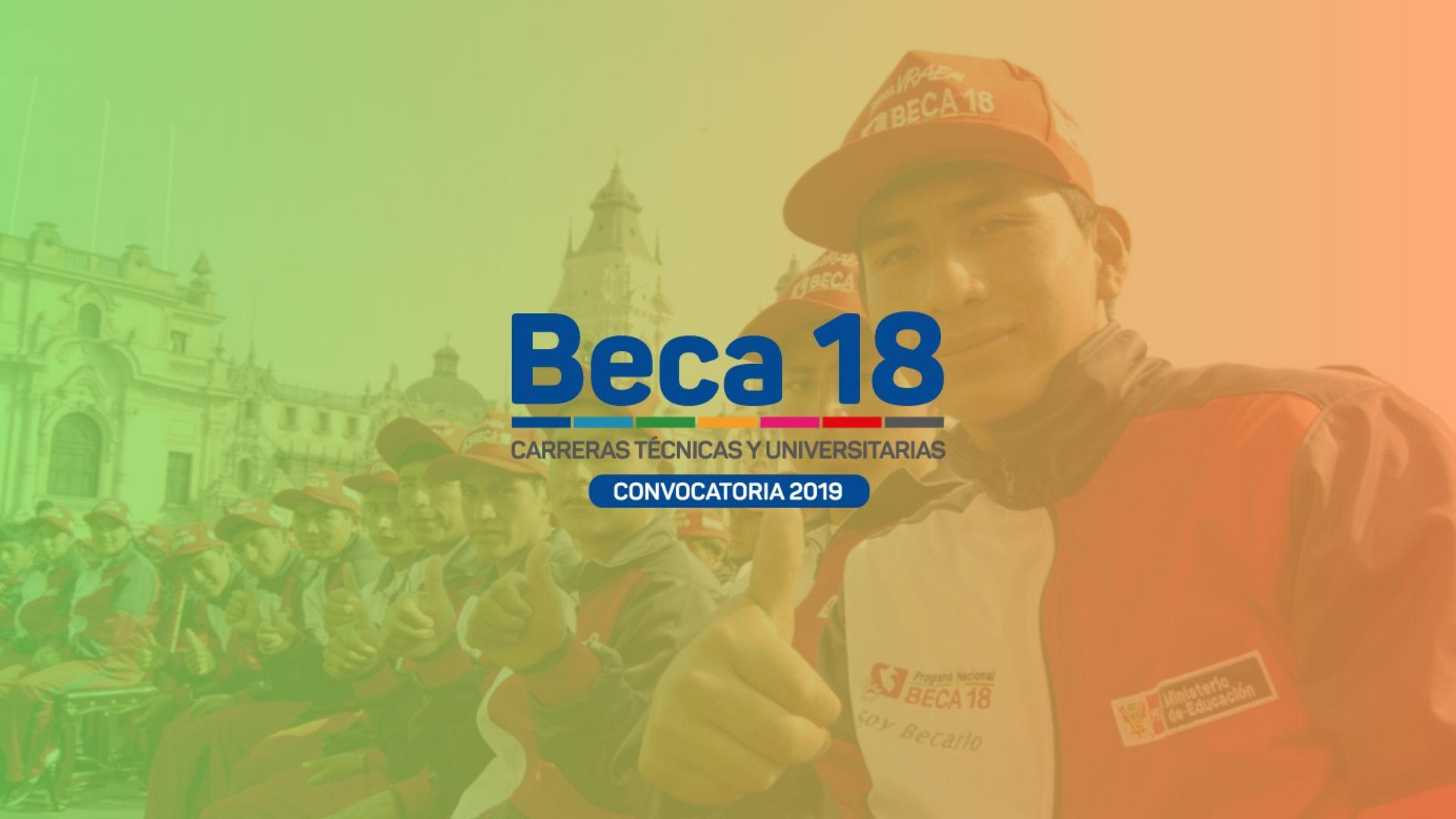 Beca 18 PRONABEC Perú