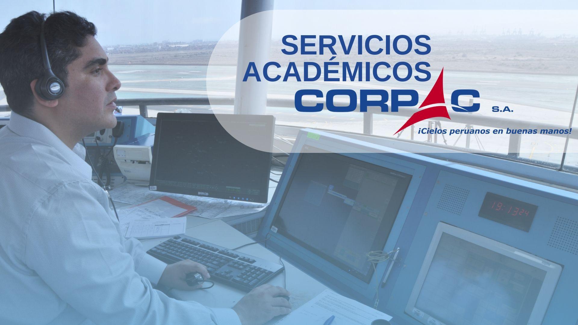 Servicios académicos CORPAC Perú