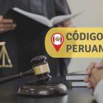 Consultar código penal peruano