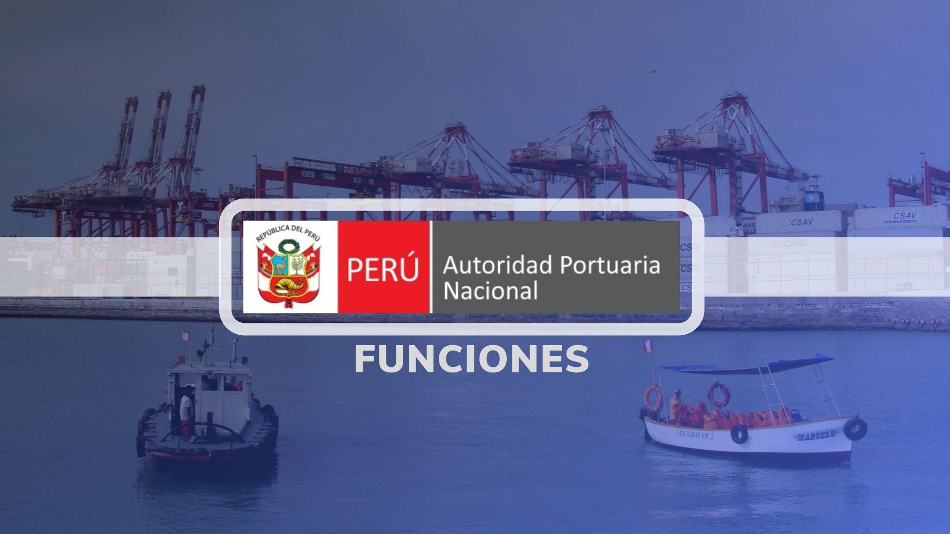 Funciones de APN en Perú