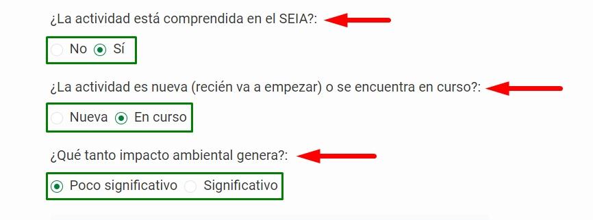 Certificación Ambiental paso 1