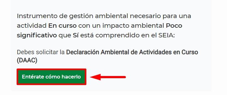 Certificación Ambiental paso 2