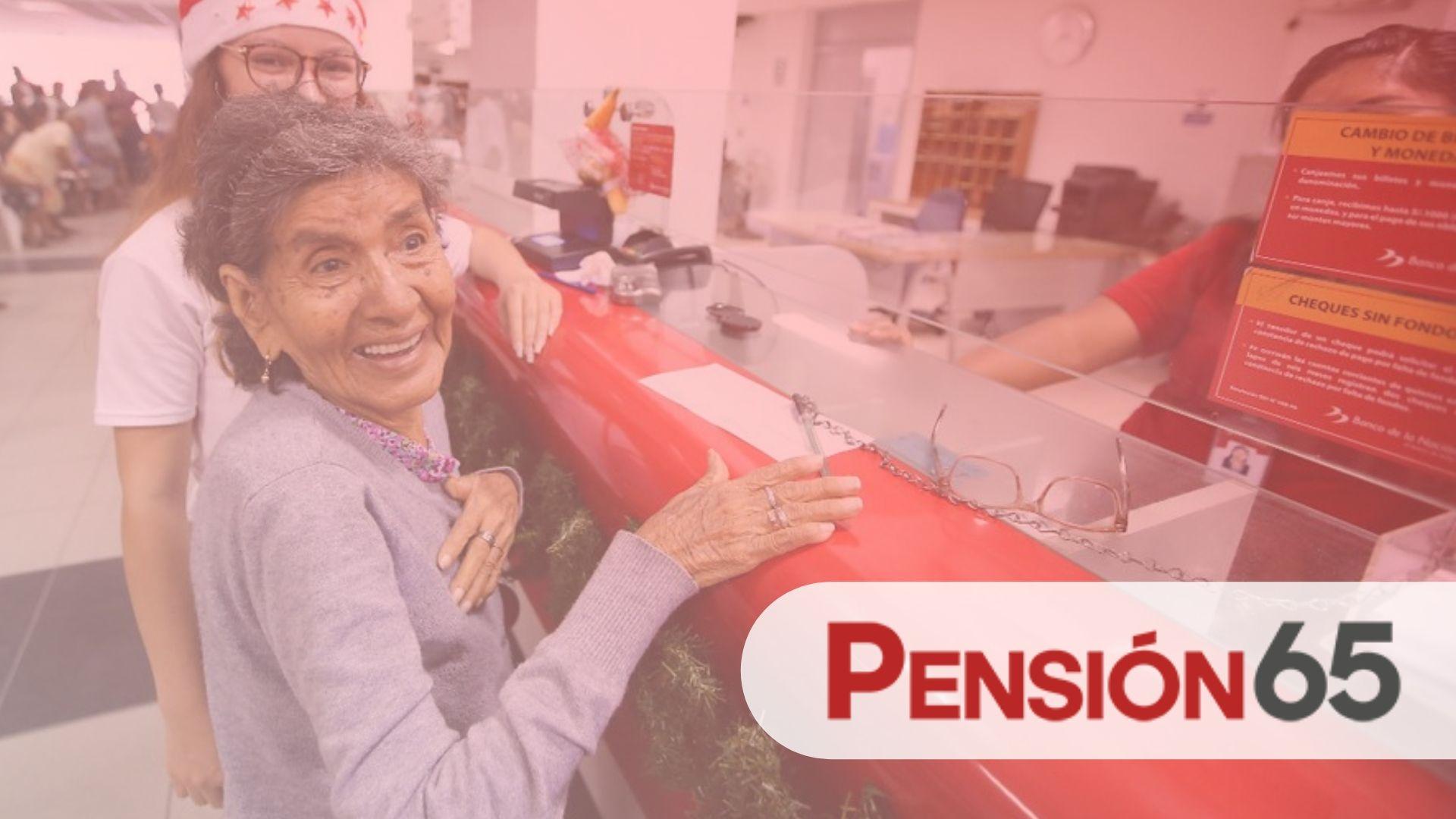 Cronograma de pagos 2019 Pensión 65