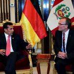 Peruanos en Alemania