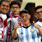 Peruanos en Argentina