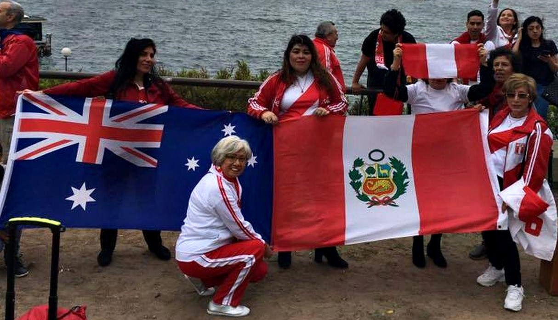 Peruanos en Australia