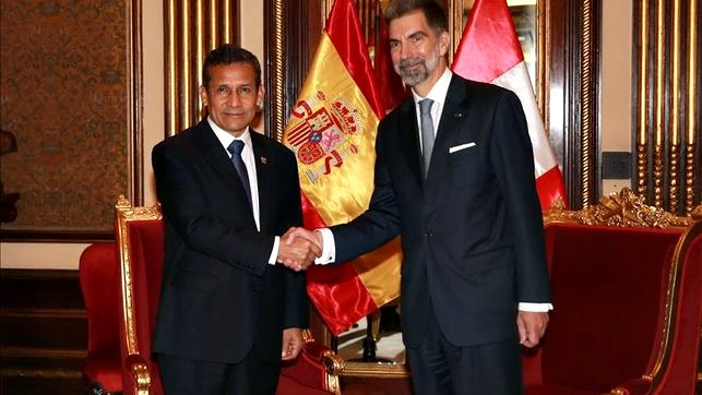 Peruanos en Barcelona