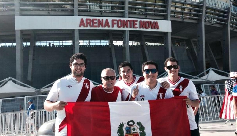 Peruanos en Brasil
