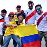 Peruanos en Colombia