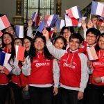 Peruanos en Francia