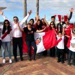 Peruanos en Nueva Zelanda