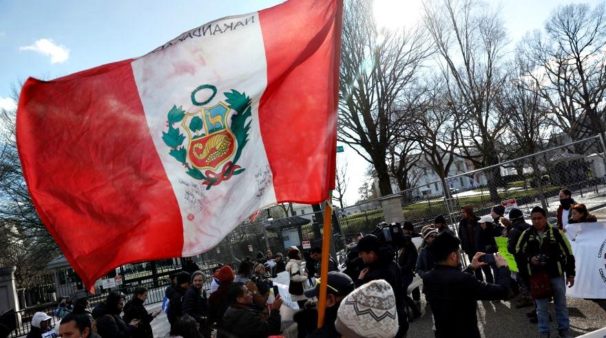 Peruanos en USA