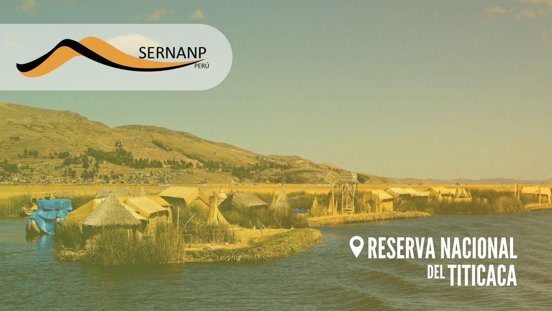 Reserva Nacional del Titicaca - SERNANP Perú