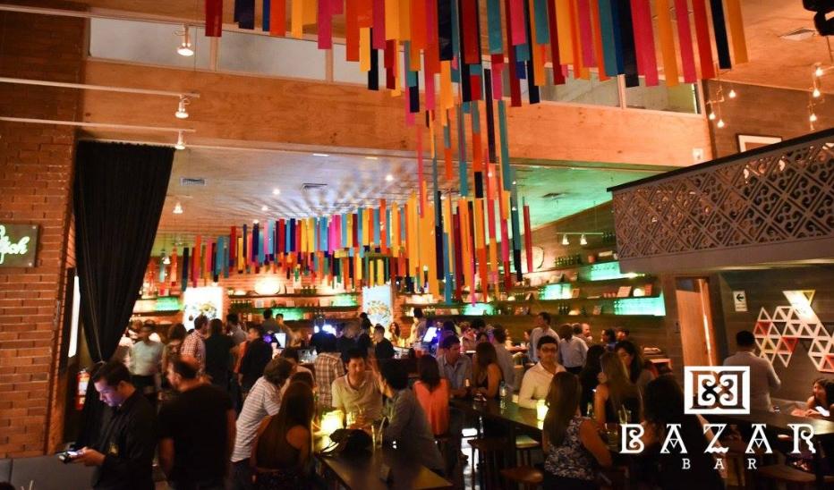 Bazar bar en Lima