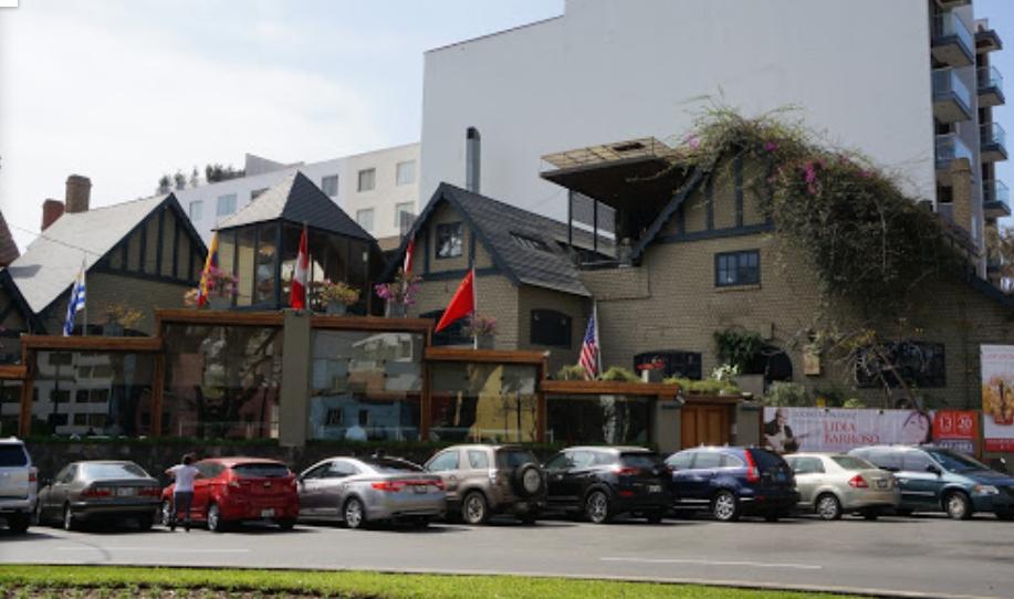 Buffets en Lima Brujas de Cachiche