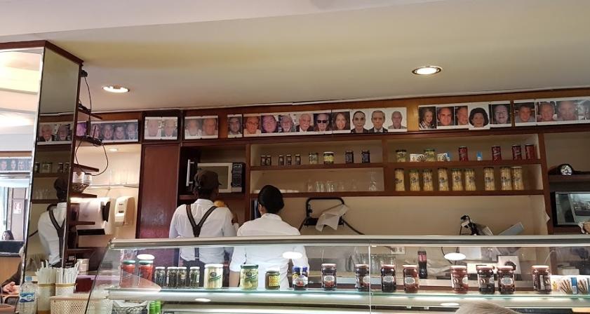 Delicass Café en San Isidro