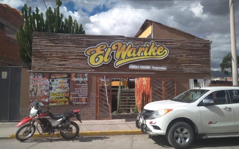 El Warike buffet en Cusco
