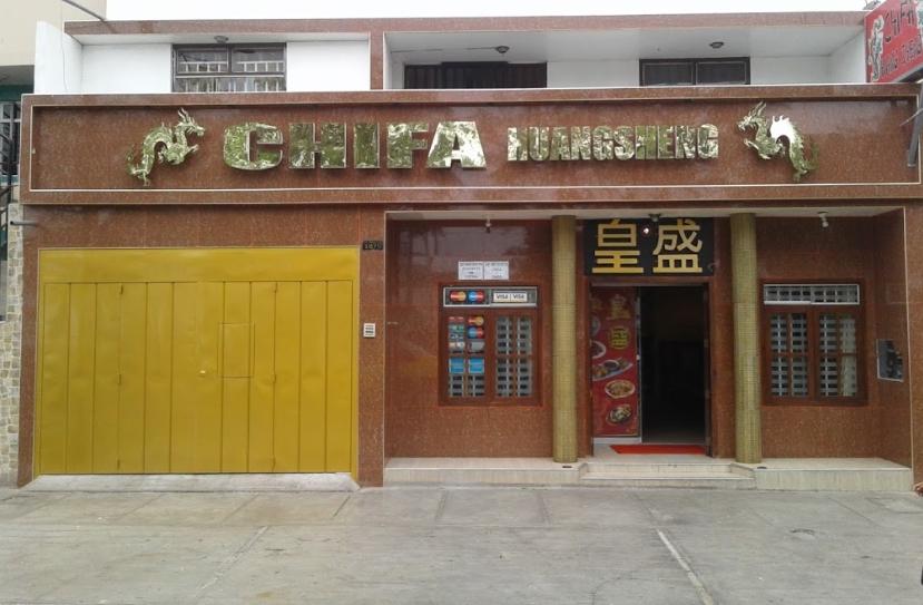 Huang Sheng Chifa en Trujillo