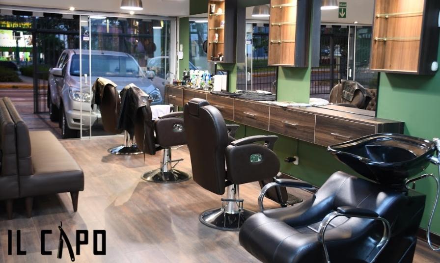 Barbería en Lima Il Capo