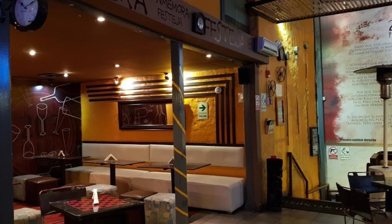 Discoteca Kibosh en Arequipa