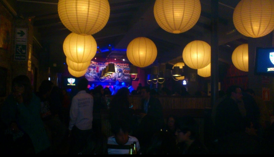 London Town Bar en Cusco