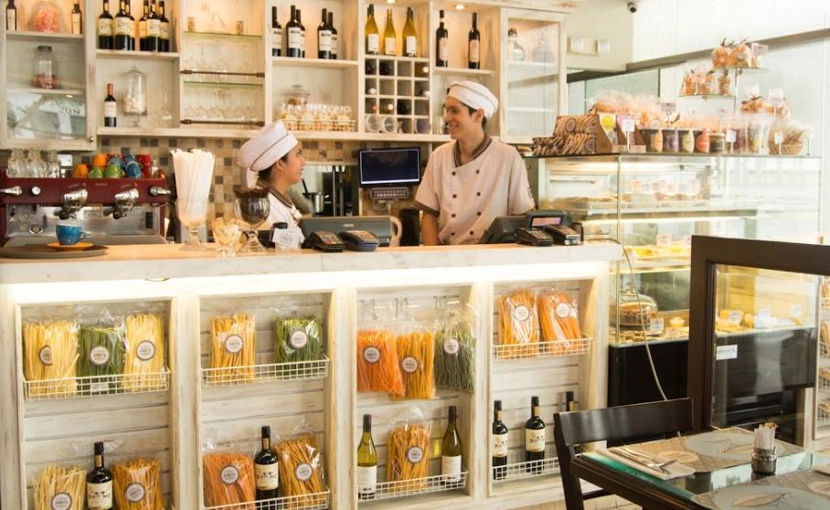 Loreta Cafés en San Isidro