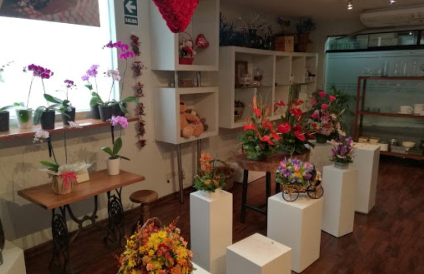 Florería Los Herrajes en Lima