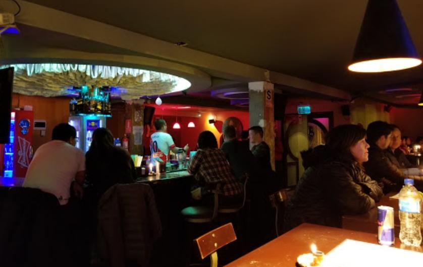 Mama África Discoteca en Cusco