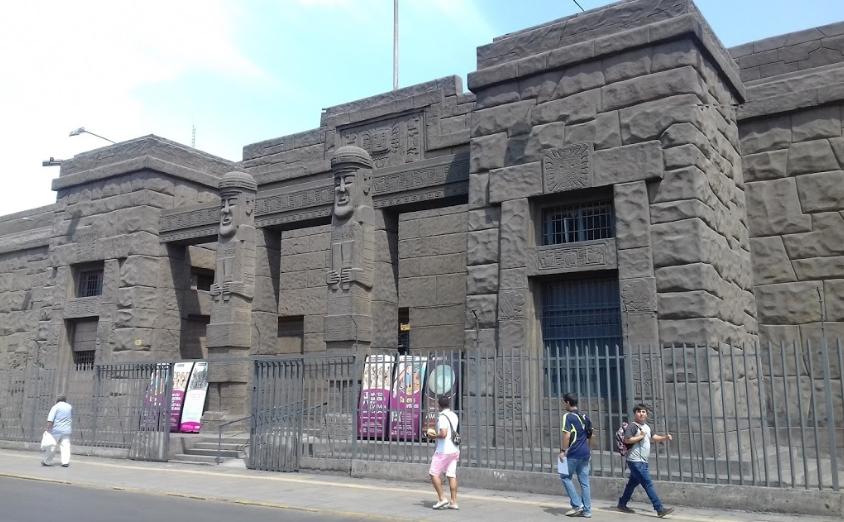 Museo de Cultura Peruana