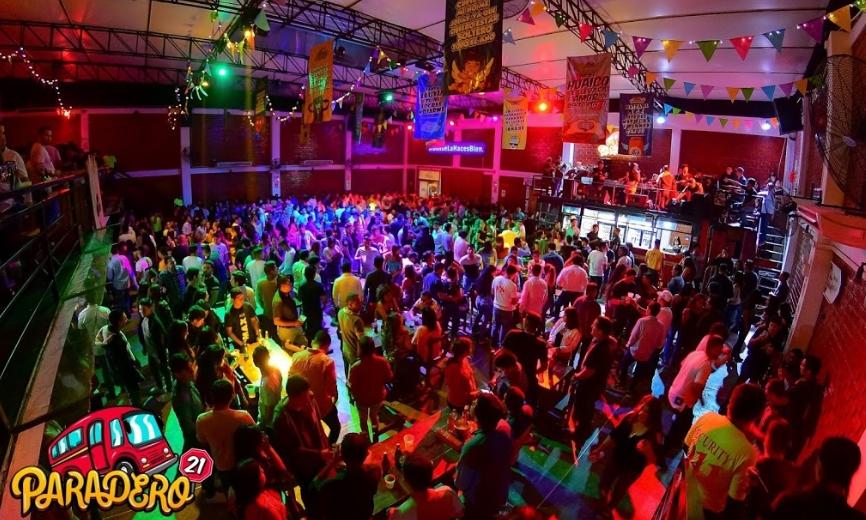 Discoteca Paradero 21 en Trujillo