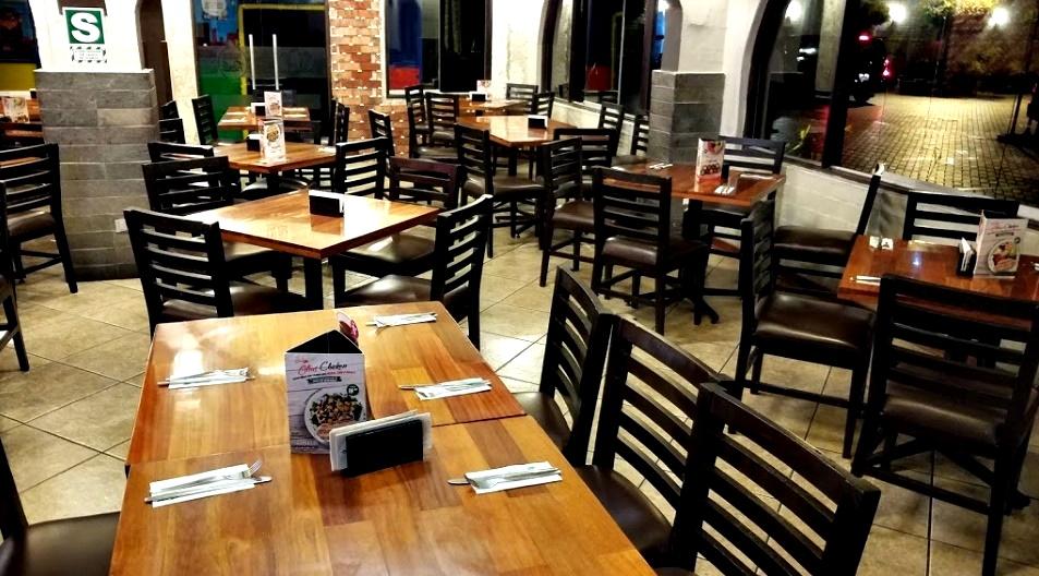 Pardos Chicken Benavides pollerías en Lima