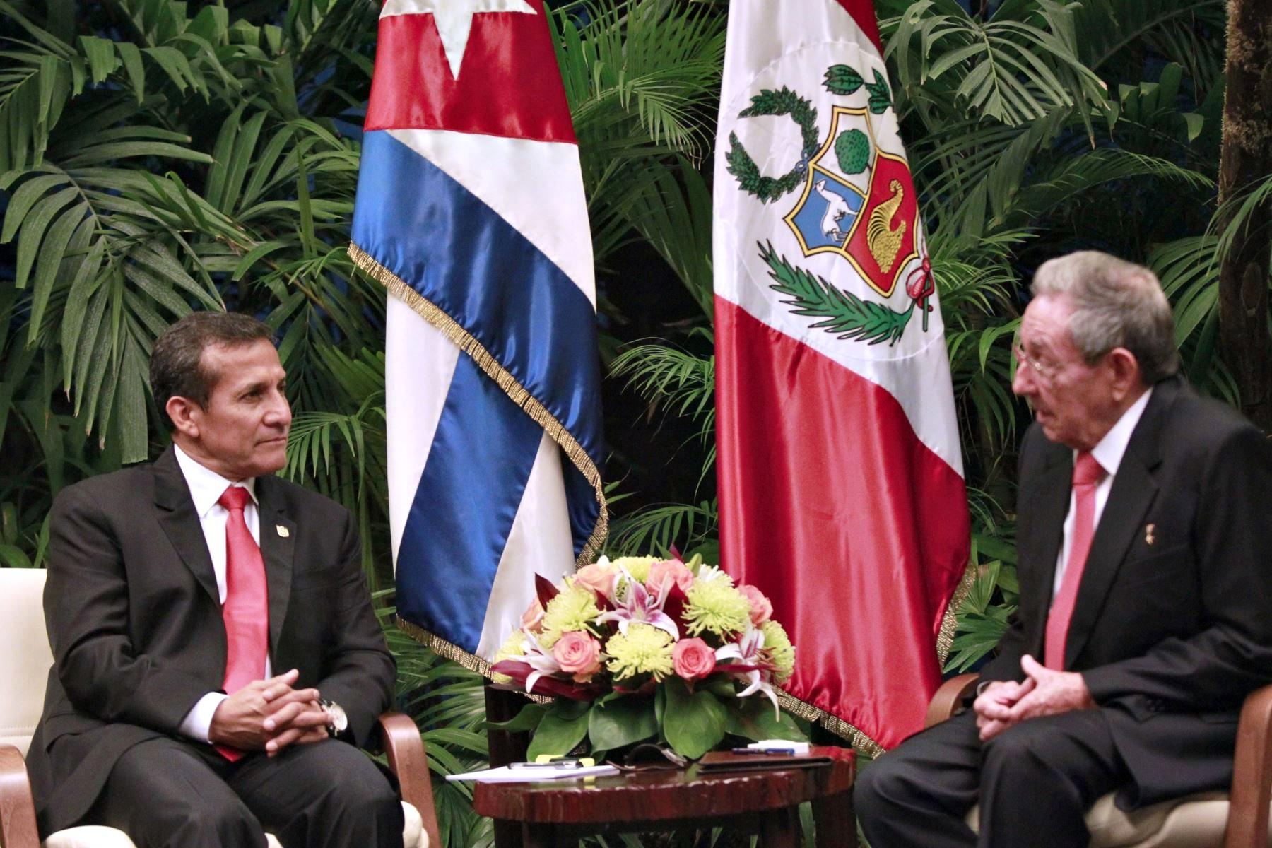 Peruanos en Cuba