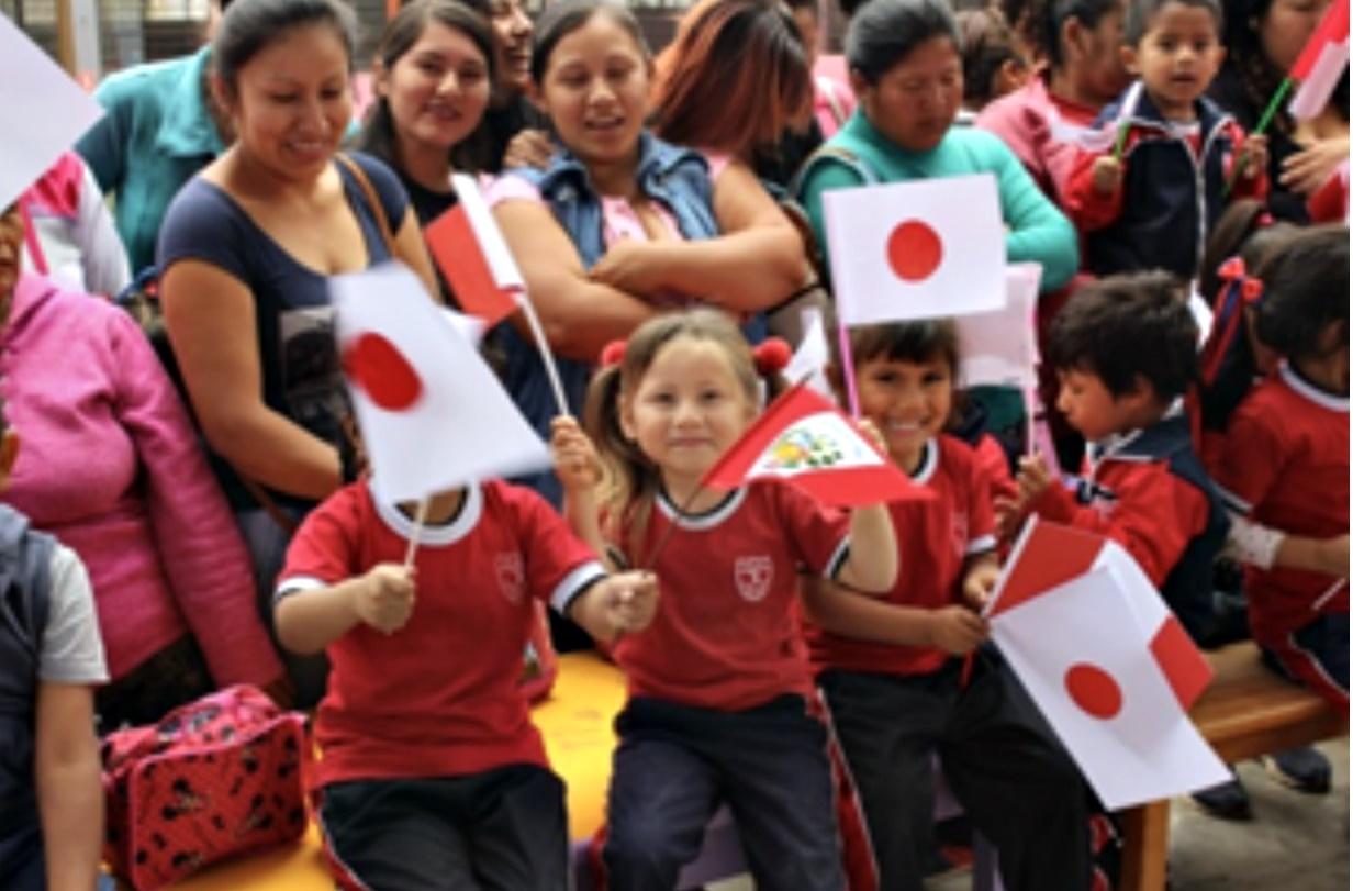 Peruanos en Japón