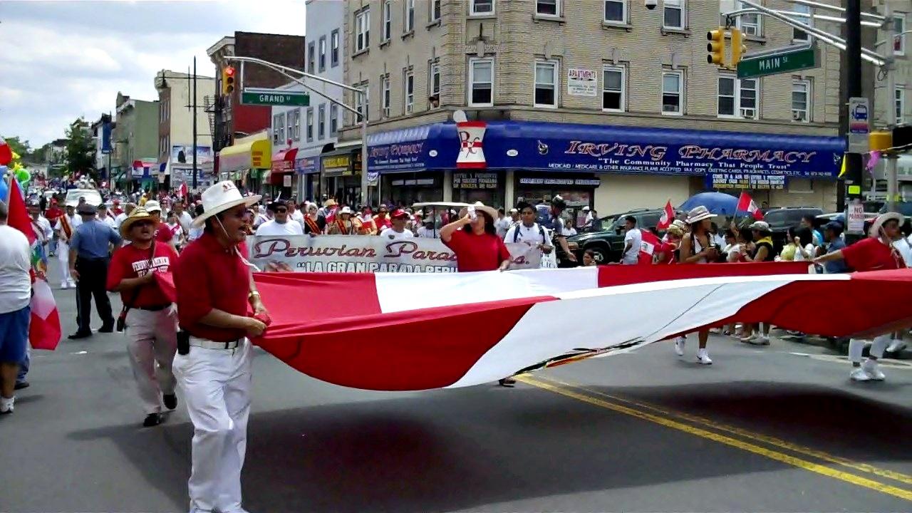 Peruanos en New Jersey
