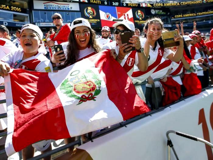 Peruanos en San Francisco