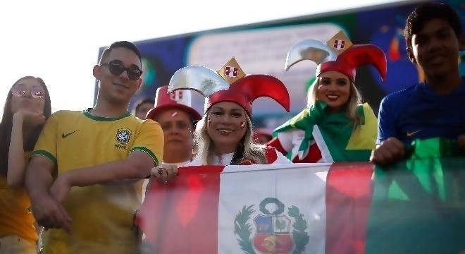 Peruanos en Sao Paulo