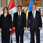 Peruanos en Ucrania
