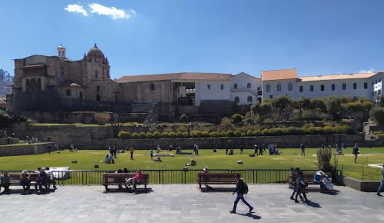 Museo Qorikancha en Cusco